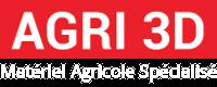 Agri 3D Logo